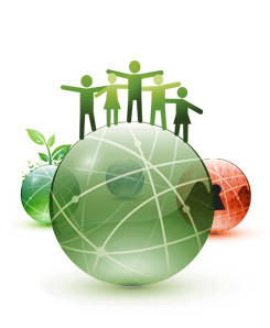 Community Globe